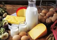 Safe Food Storage - Dairy
